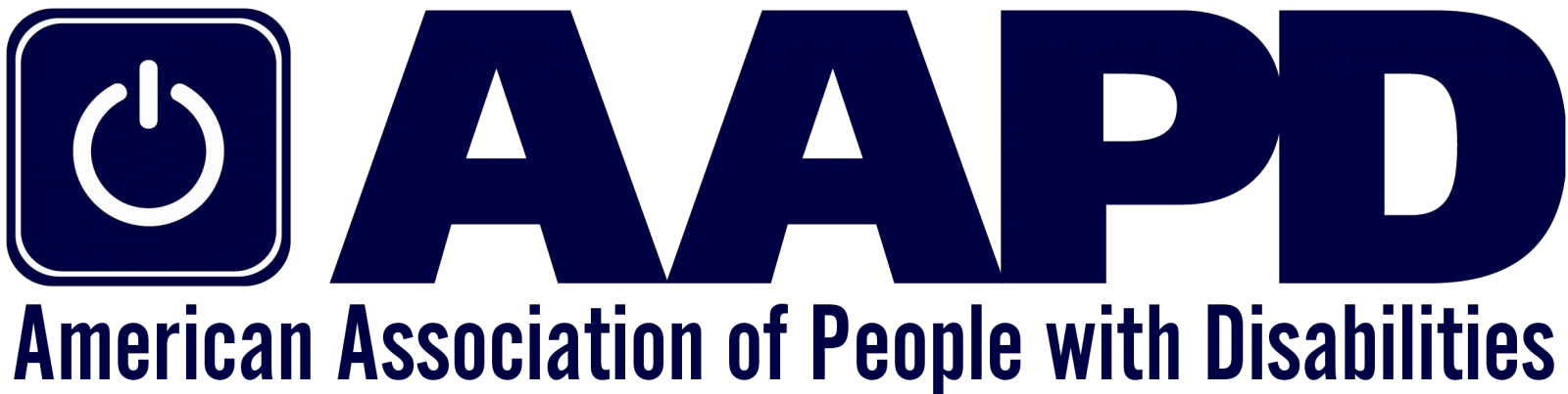 American Association of People with Disabilities logo